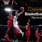 Fantasy Basketball Team Name