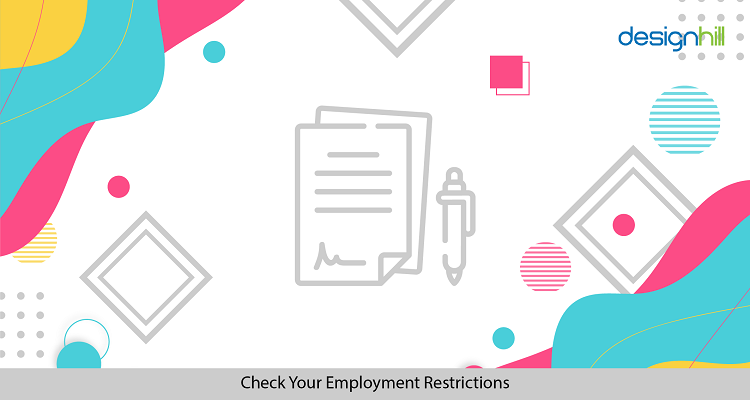 Check Your Employment Restrictions