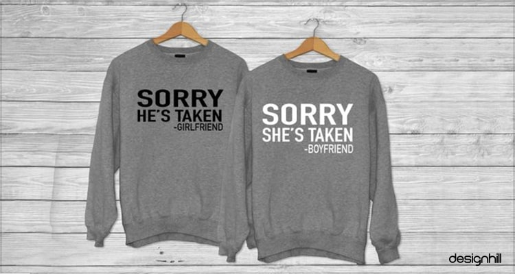 Taken Couple T Shirt