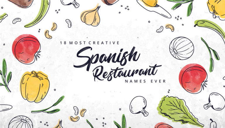 Creative Spanish Restaurant Names