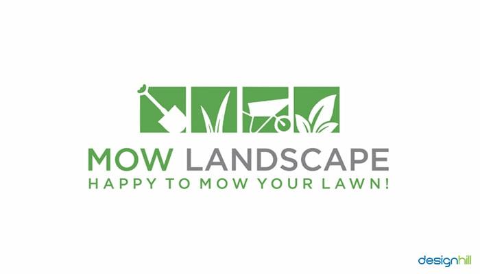 Mow Landscape
