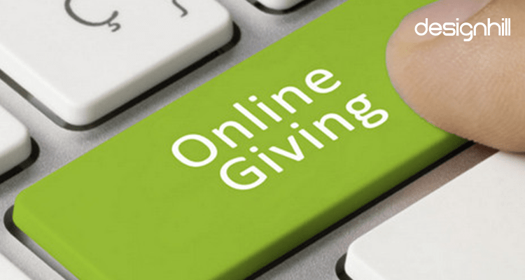 Use Online Giving Sites