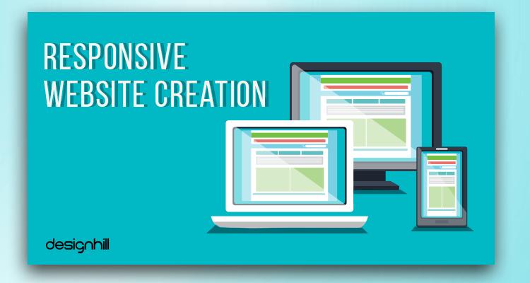 Responsive Website Creation