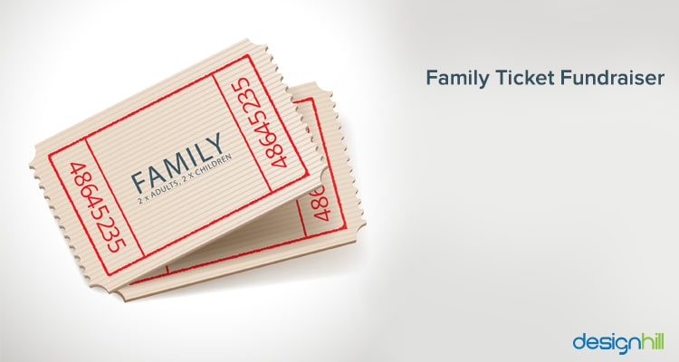 Family Ticket Fundraiser