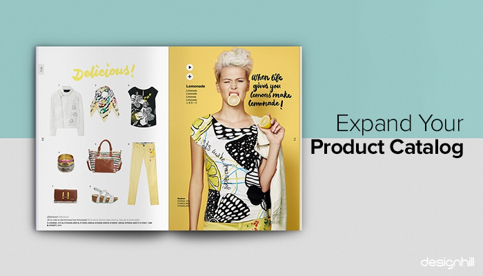 Expand Your Product Catalog