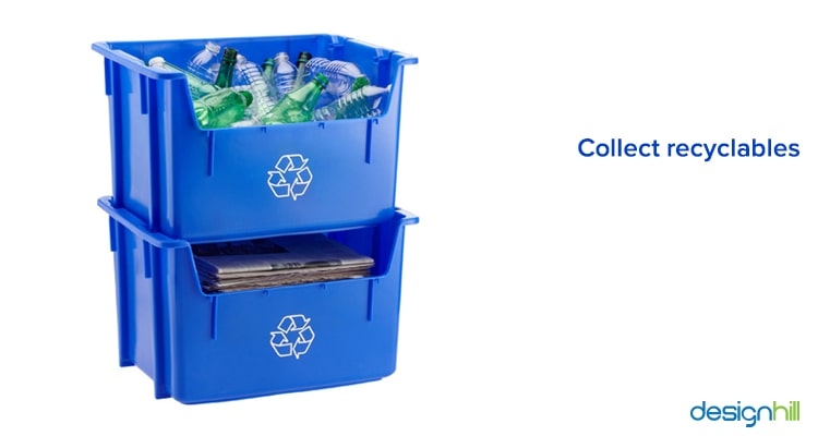 Collect Recyclables