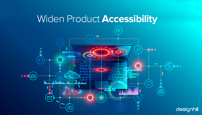 Widen Product Accessibility