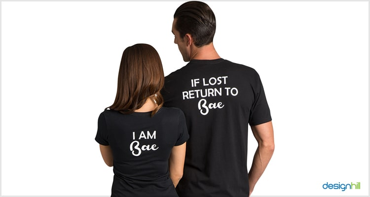 7474f7bc04 Lost And Return Couple T Shirt