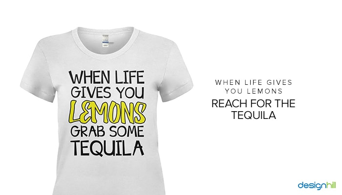 Reach For The Tequila