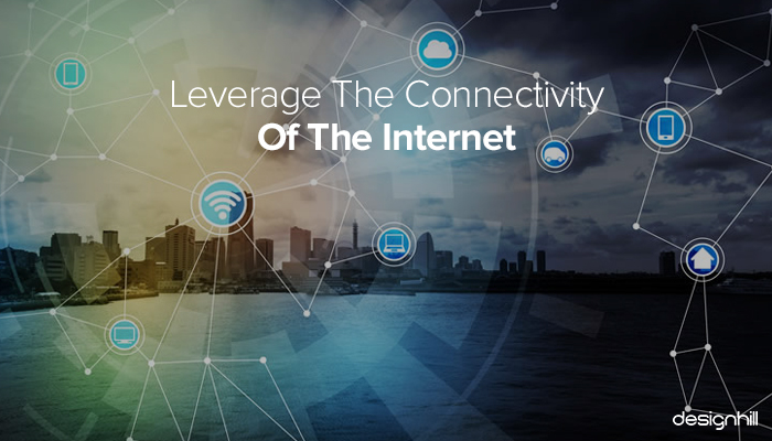 Connectivity of the Internet