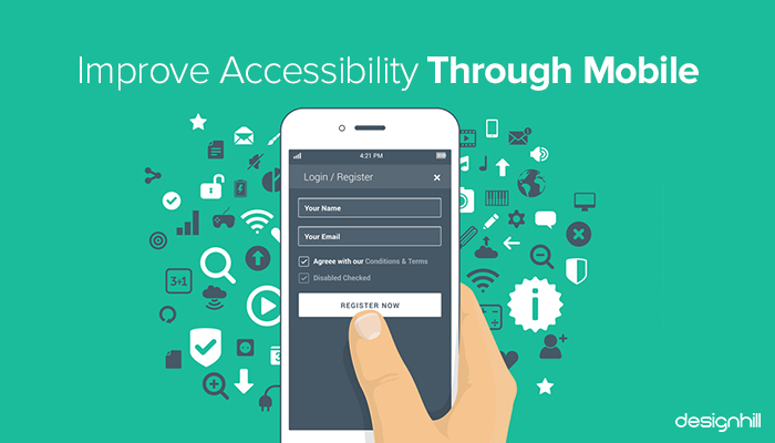 Improve Accessibility Through Mobile