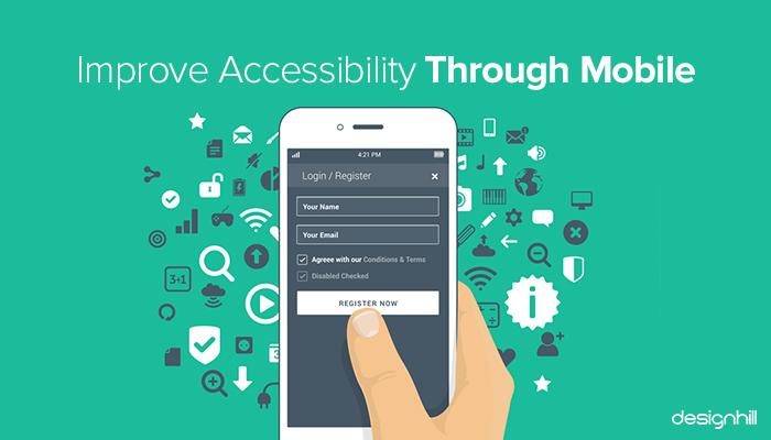 Improve Accessibility Through Mobile