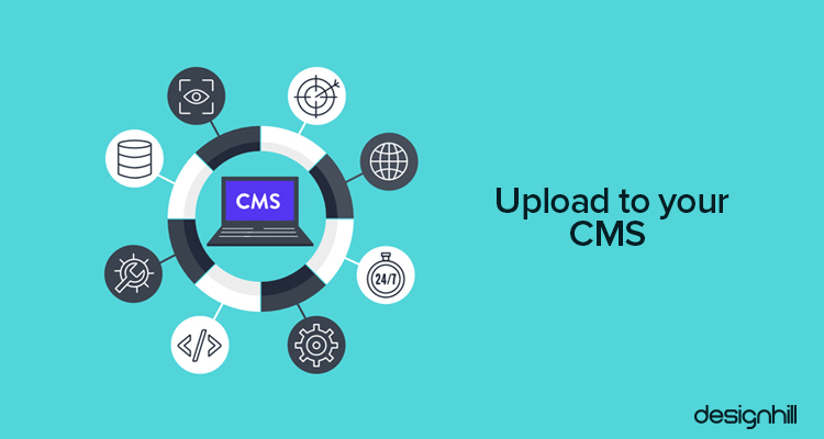 Upload To Your CMS