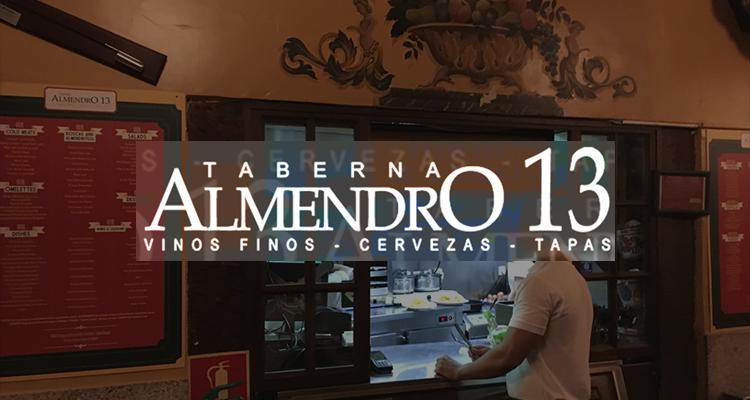 Almendro 13