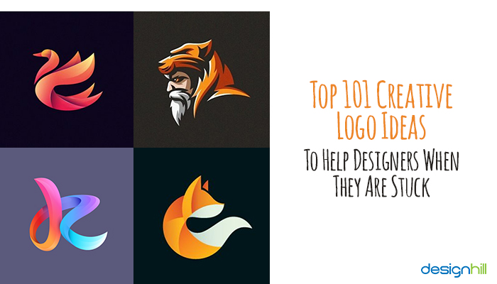 Top 101 Creative Logo Ideas To Help Designers When They ...