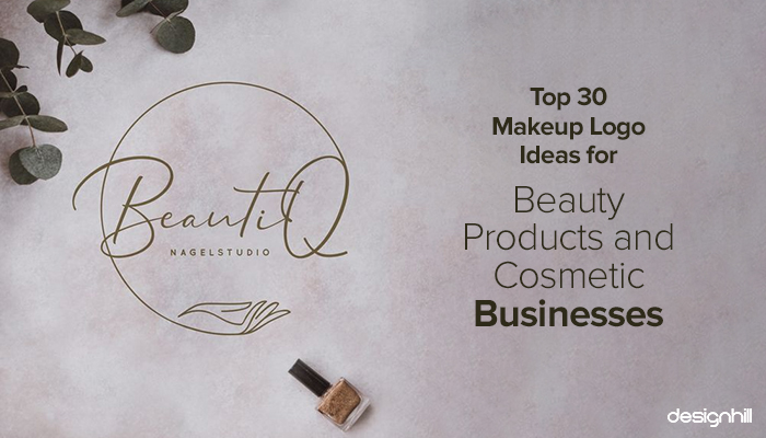 Top 30 Makeup Logo Ideas For Beauty Products And Cosmetic ...