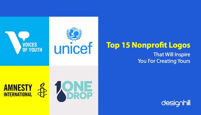 Nonprofit logos