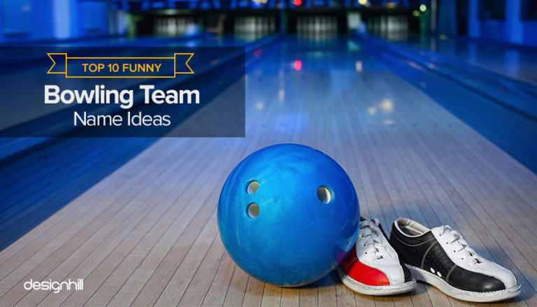 Funny Bowling Team Name Ideas