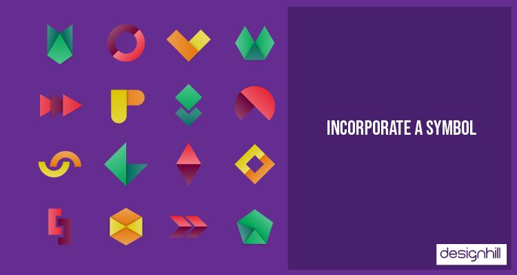 Incorporate A Symbol