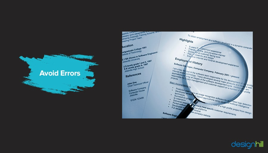 Avoid Errors
