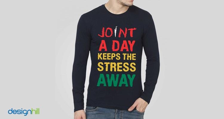 Designing T-shirt