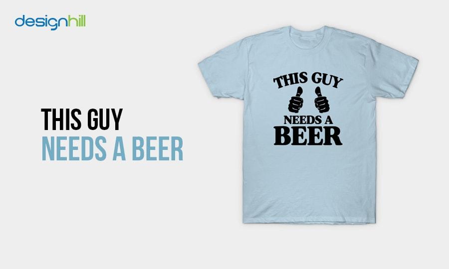 T-shirt Slogan T-shirt