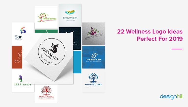 Wellness Logo Ideas