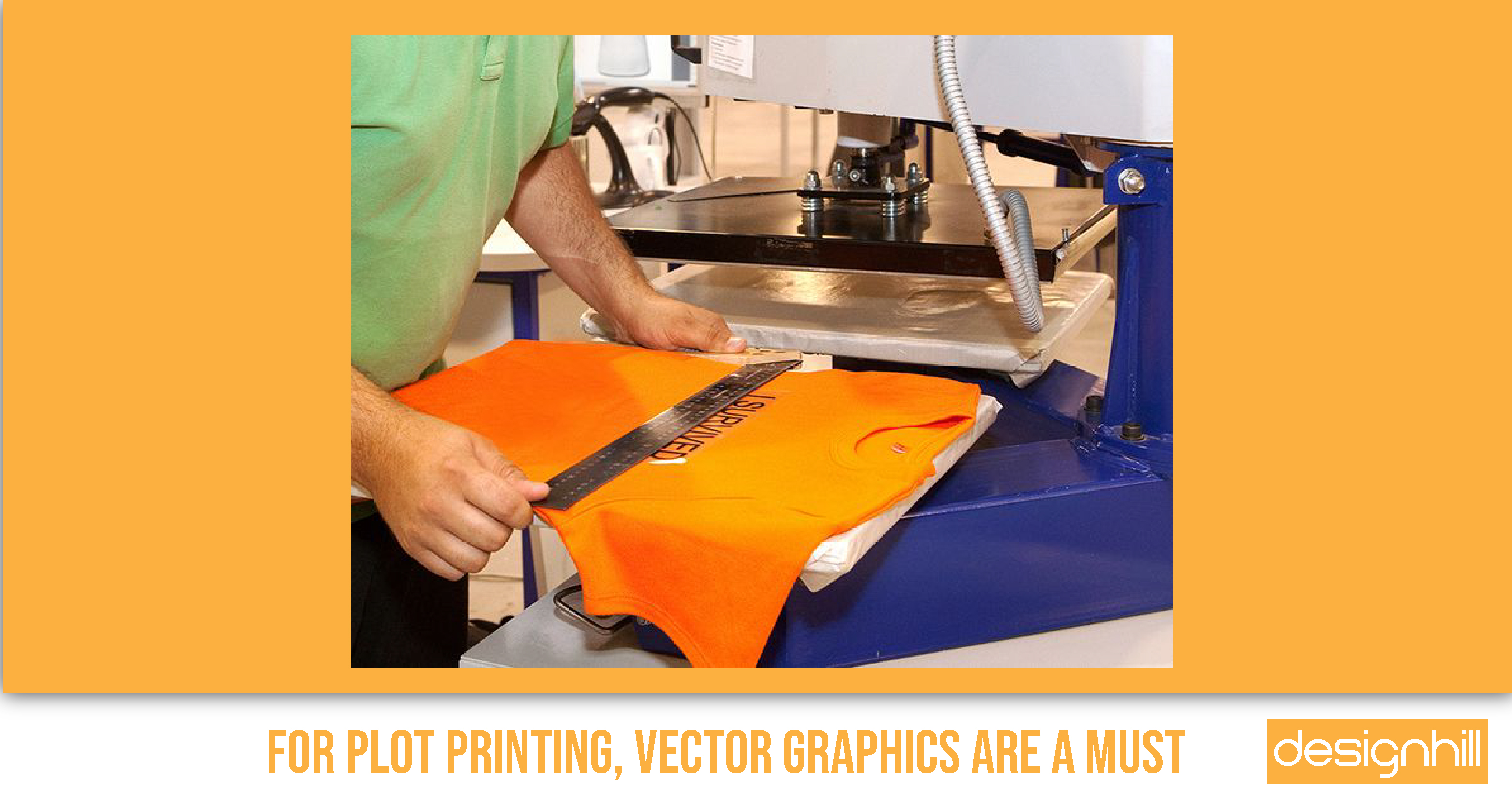 For Plot Printing, Vector Graphics Are A Must