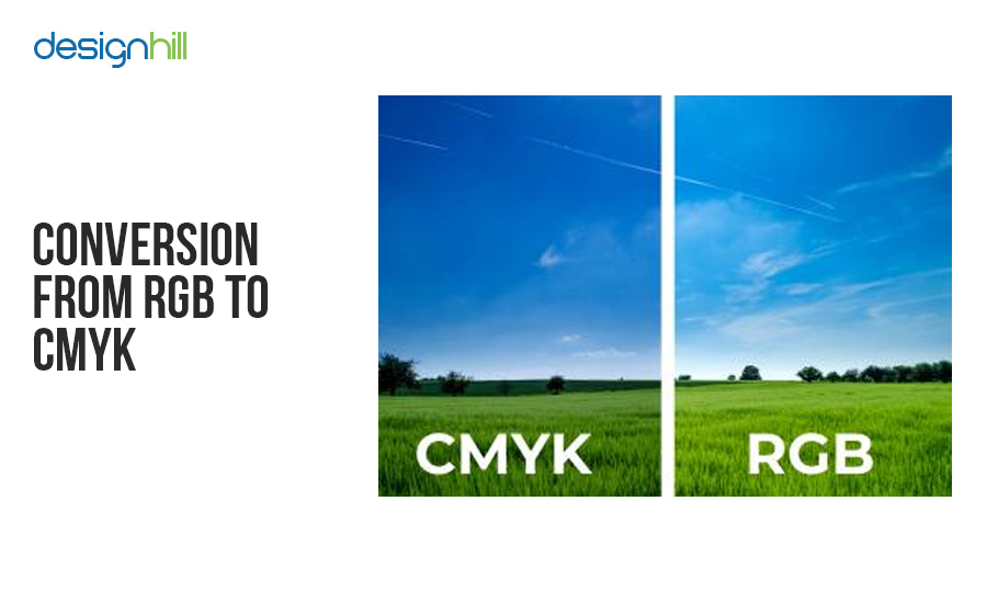 Conversion From RGB to CMYK