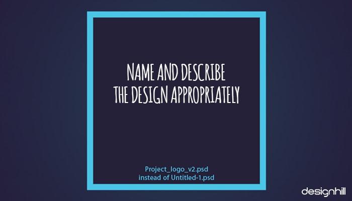 Describe The Design