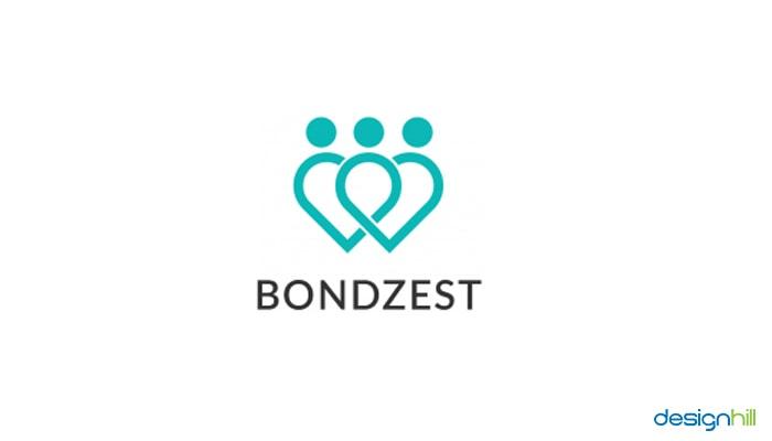 Bondzest Wellness Logo Ideas