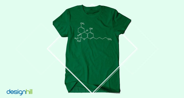 Cannabis Logo T-Shirt