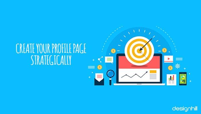 Create Profile Page