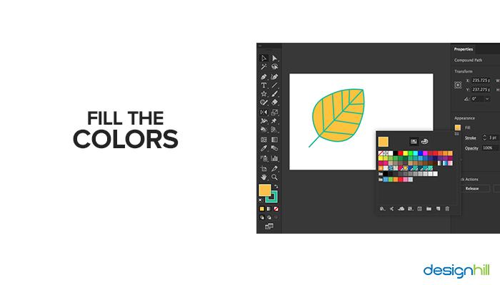 Fill Colors