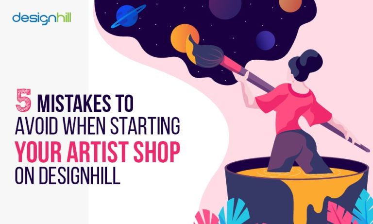 Starting Your Artist Shop