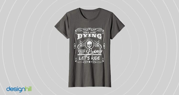 Fear Driving T-Shirt