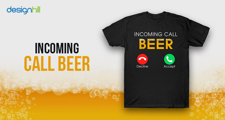 Incoming call Beer