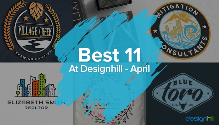 Best 11 at Designhill