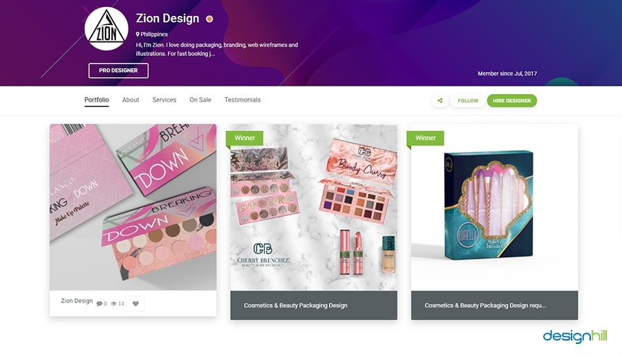 10 Best Freelance Packaging Designers For Hire In 2019