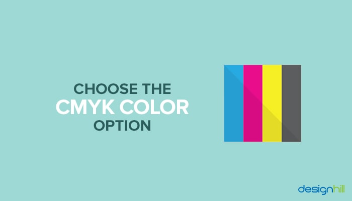 CMYK Color Option