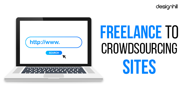 Freelance To Crowdsourcing Sites