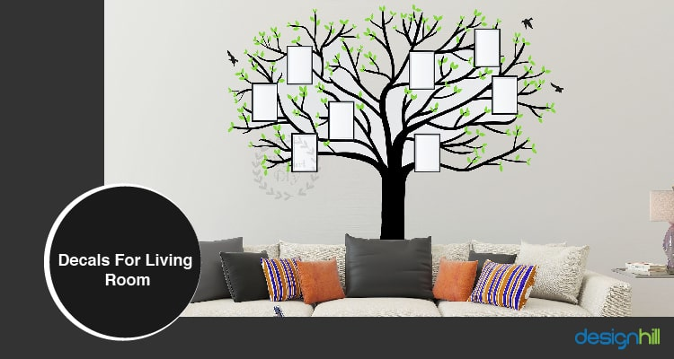 Decals For Living Room