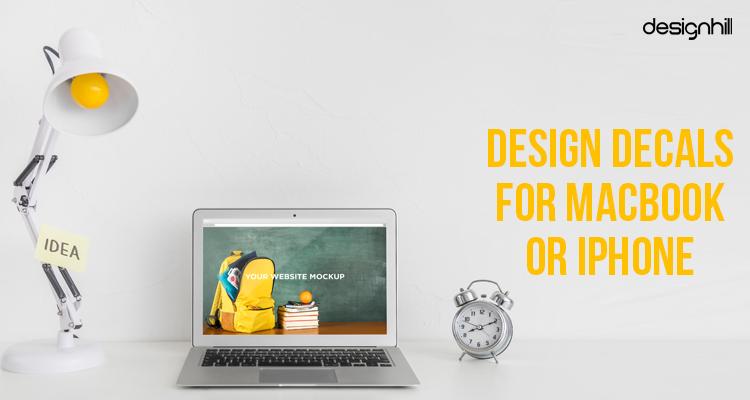 Design Decals For MacBook Or iPhone