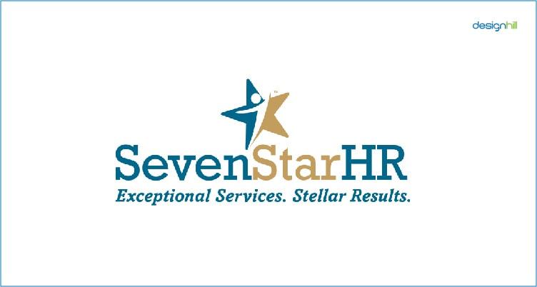 七星HR徽标