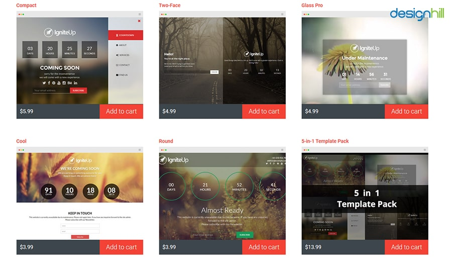 IgniteUp Theme Pack