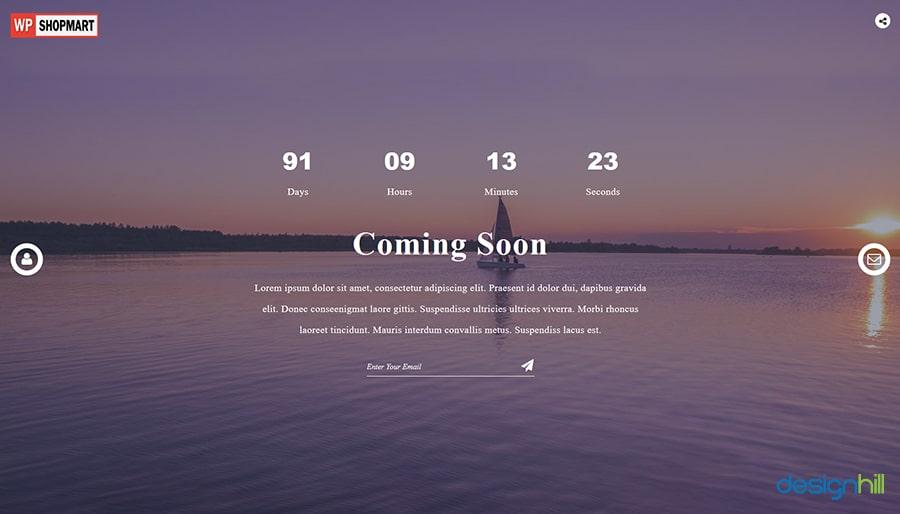 Site Offline Page