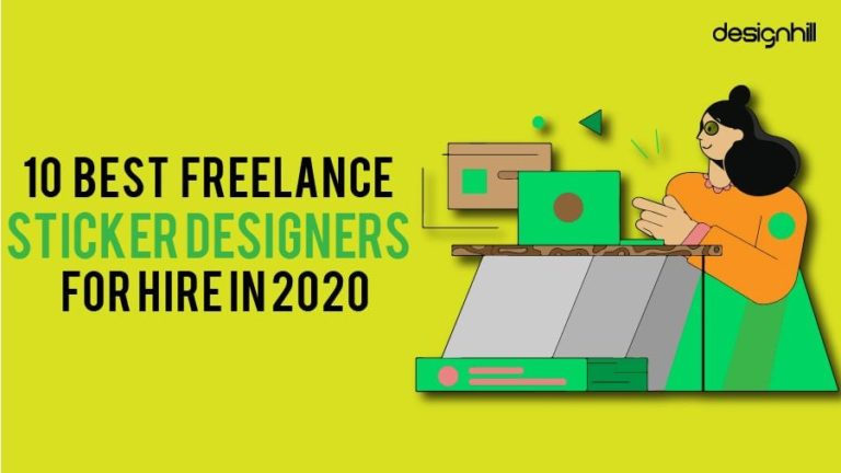 freelance sticker designers