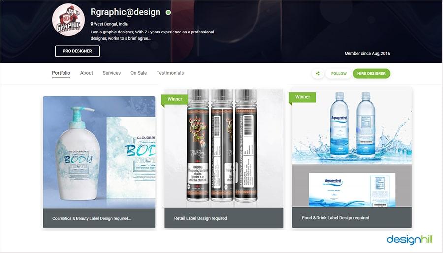 Rgrphic@design