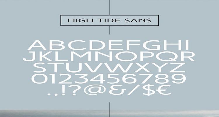 Unique logo fonts
