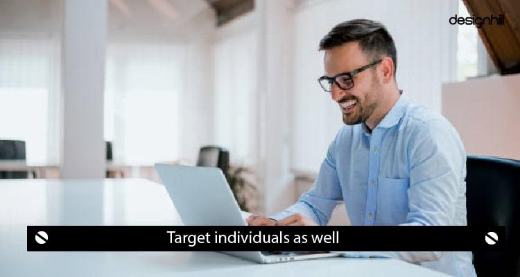 Target Individuals